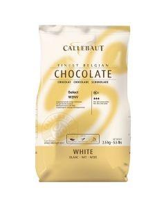 Čokoláda do fontán - bíla 2,5 kg